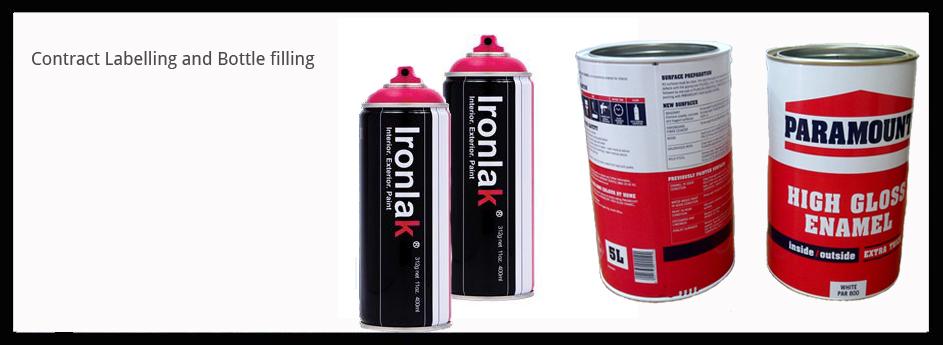 Labelling & filling